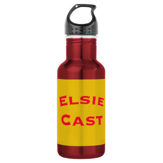 Elsie Cast water bottle