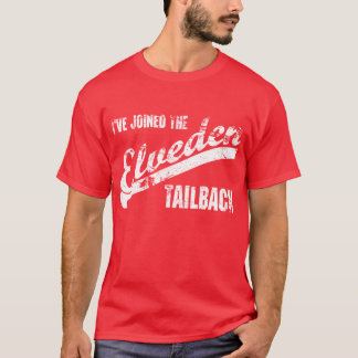 Elveden Tailback (red) T-Shirt