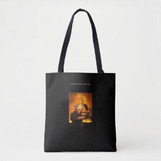 Elven Warrior Tote Bag