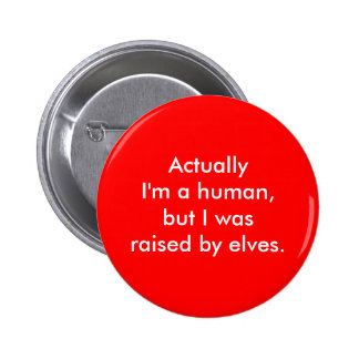 Elves Button
