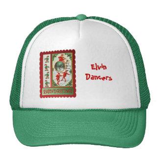 Elvin dancers hats