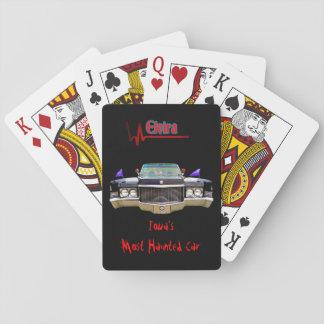 Elvira Playing Cards