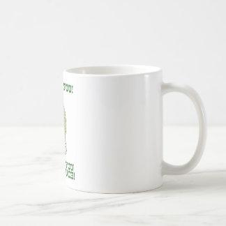 Elvisdillo Thank You, Thank You Very Much Basic White Mug