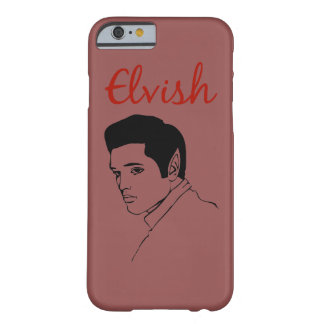 Elvish! Barely There iPhone 6 Case
