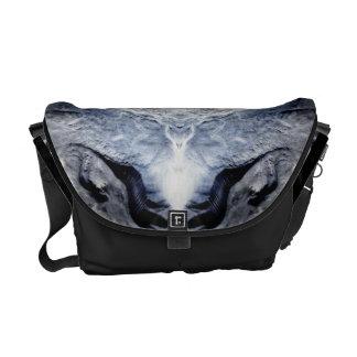 Elysian Elk Courier Bags