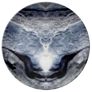 Elysian Elk Porcelain Plate