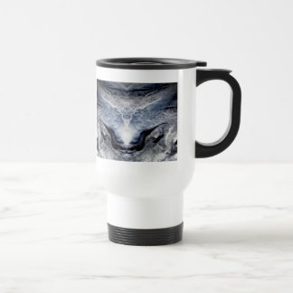Elysian Elk Stainless Steel Travel Mug
