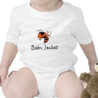 Elysian Fields Baby Jacket Creeper
