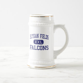 Elysian Fields Falcons Middle Houma Beer Steins