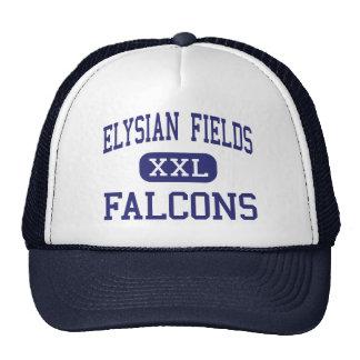 Elysian Fields Falcons Middle Houma Trucker Hats
