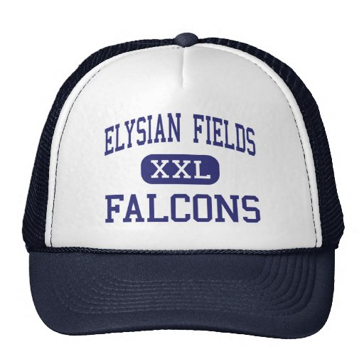 Elysian Fields Falcons Middle Houma Trucker Hats