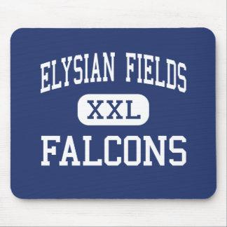 Elysian Fields Falcons Middle Houma Mouse Pads