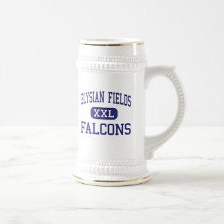 Elysian Fields Falcons Middle Houma Coffee Mug