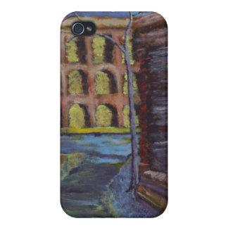 Elysian Fields iPhone 4/4S Case