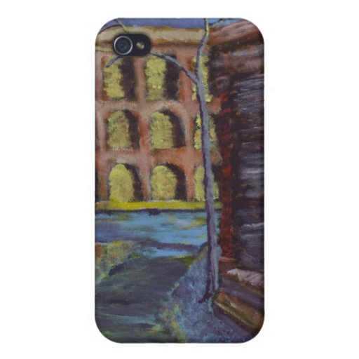 Elysian Fields iPhone 4/4S Case