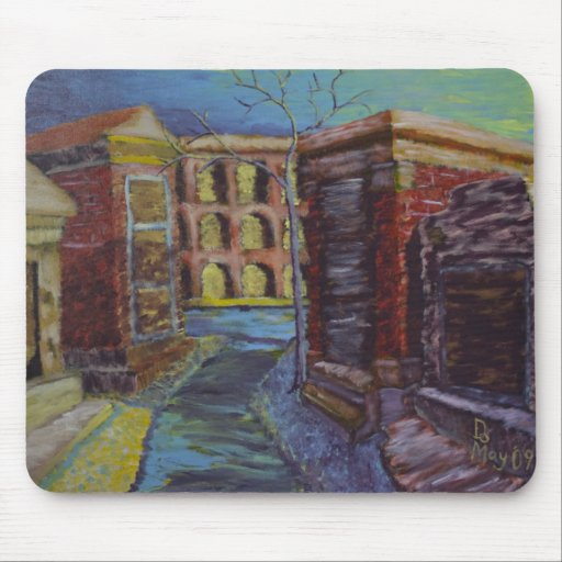Elysian Fields Mouse Pad