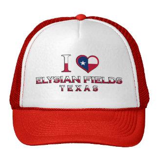 Elysian Fields, Texas Trucker Hat