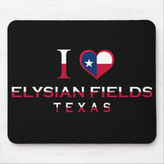 Elysian Fields Texas Mousepad