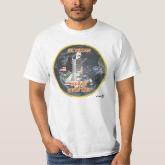Elysian Space Station Emblem T-Shirt