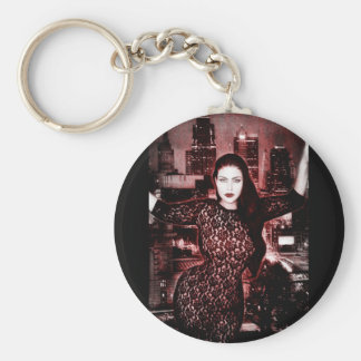 Elysian the vampire key chain