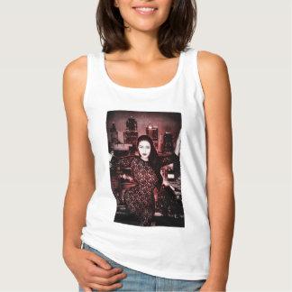 Elysian the vampire tank top