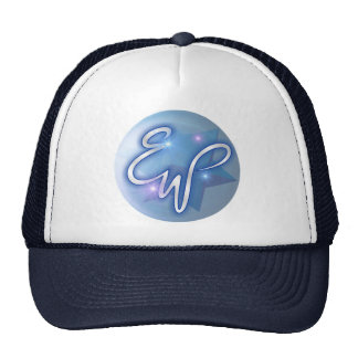ElysianWorld Logo Mesh Hat