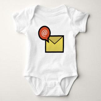Email Envelope Baby Bodysuit