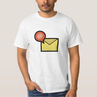 Email Envelope T-shirts
