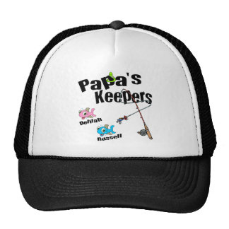 EMAIL ME BEFORE you order Papa's Keepers gifts Cap