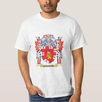 Emanuel Coat of Arms - Family Crest T-Shirt