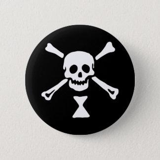 Emanuel Wynn Jolly Roger 6 Cm Round Badge