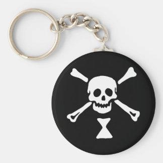 Emanuel Wynn Jolly Roger Key Ring