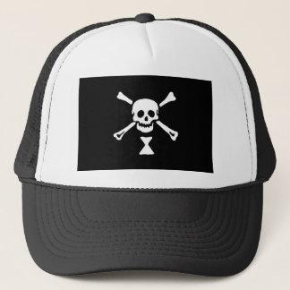 Emanuel Wynn Jolly Roger Trucker Hat