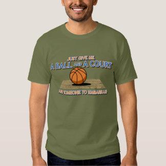 Embarrass Basketball Shirts