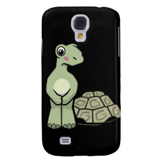 Embarrassed Tortoise without a Shell Galaxy S4 Cases