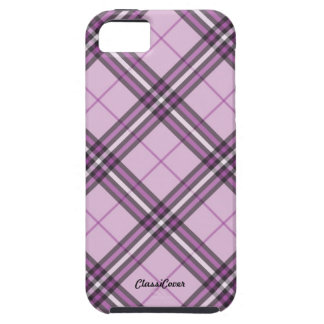 Embassy Plaid Purple Case Mate