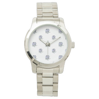 Embellished Elephant Watch