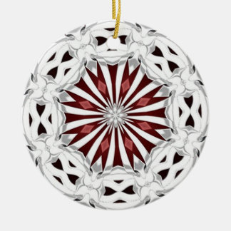 EmberRose Holiday Collection - Fractal Ornament 03