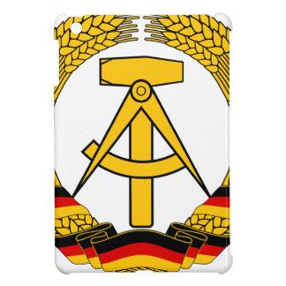 Emblem der DDR - National Emblem of the GDR iPad Mini Cases