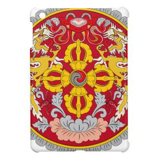 Emblem of Bhutan (རྒྱལ་ཡོངས་ལས་རྟགས་) Case For The iPad Mini