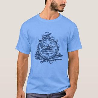 Emblem of Charleston, South Carolina T-Shirt