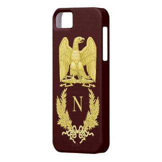 Emblem of Napoleon Bonaparte iPhone 5 Case