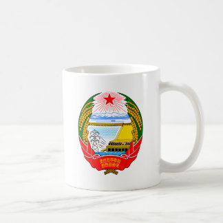 Emblem of North Korea Coffee Mug