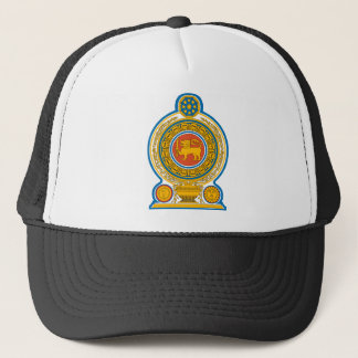 Emblem_of_Sri_Lanka Trucker Hat