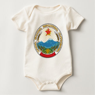 Emblem of the Armenian Soviet Socialist Republic Baby Bodysuit