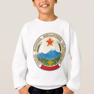 Emblem of the Armenian Soviet Socialist Republic Sweatshirt