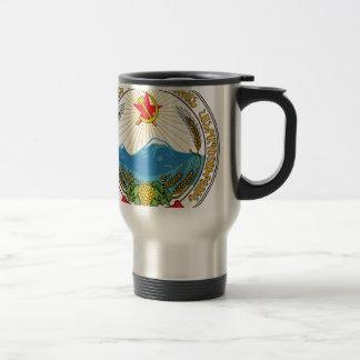 Emblem of the Armenian Soviet Socialist Republic Travel Mug