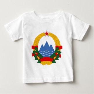 Emblem of the Socialist Republic of Slovenia Baby T-Shirt