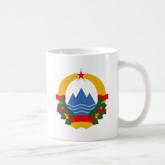 Emblem of the Socialist Republic of Slovenia Coffee Mug