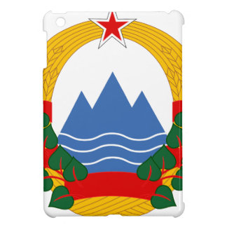 Emblem of the Socialist Republic of Slovenia Cover For The iPad Mini